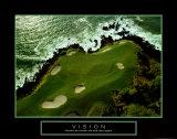 Vision: Golf Course Print