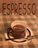 Espresso Art by T. C. Chiu