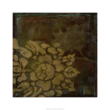 Damask Silhouette II Limited Edition by Jennifer Goldberger