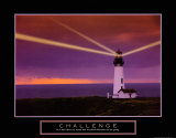 Challenge: Lighthouse Affiches