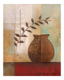 Contemporary Vase I Giclee Print by Cristi B.