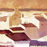 The Church Prints by Jesus Barranco
