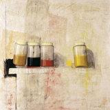 Cuatro Colores Print by Antoni Dura