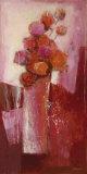 Comme une Fleur I Poster by Andrea Ottenjann