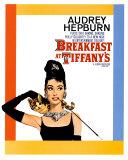 ティファニーで朝食を アートポスター