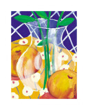 My Oranges Prints by Maite Morell
