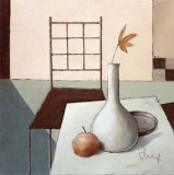 Still Life in Grey IV Posters by Franz Heigl