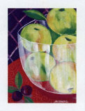 My Apples Posters by Maite Morell