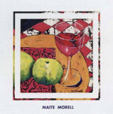 Apples Prints by Maite Morell