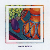 Grapes Prints by Maite Morell
