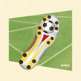 Football Prints by Reme Beltran