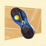 Tennis Prints by Reme Beltran