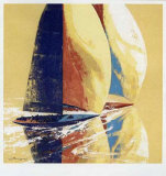 America's Cup II Prints by Joaquin Moragues