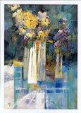 Summer Flowers Prints by Carmen Mateos