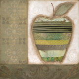 Granny Smith Apple Posters by Carol Robinson