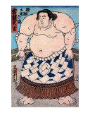 Sumo Yokozuna II Giclee Print