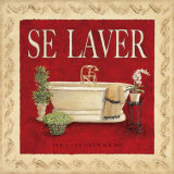 Se Laver Prints by Charlene Winter Olson