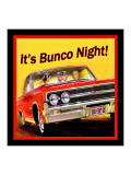 Bunco Night Giclee Print