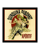 Vintage Dubonnet Liquor Giclee Print by Kate Ward Thacker