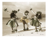 Hula Hawaii 3 Photographic Print by Himani 
