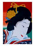 Ukiyo-e Japanese Beauty Giclee Print