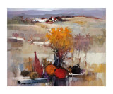 Still Life in the Open Air I Poster by Ivano Tomasella