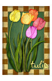 Tulip Flowers Giclee Print by Kate Ward Thacker