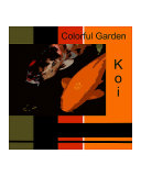 Colorful Garden Koi Giclee Print by  erichan
