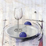 Naranjas Azules Posters by Antoni Dura