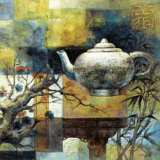 Tea Pot Prints by Joaquin Moragues