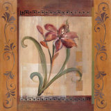 Autumn Lily I Prints by Joy Alldredge