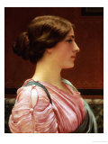 Cleonice Impresso gicle por John William Godward