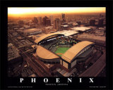 Arizona Diamondbacks Prints by Mike Smith