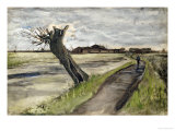 Pollard Willow Giclee Print by Vincent van Gogh