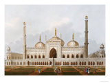 Mosque at Lucknow Giclee Print by Henry Salt