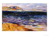 Bordighera Prints by Pierre-Auguste Renoir