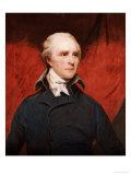 The Rt. Hon. Thomas Grenville, M.P. (1744-1846), Half-Length, in a Gray Coat and White Cravat Prints by John Hoppner