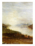Loch Ness Poster by George Frederick Watts