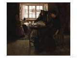 The Fisherman's Home Giclee Print by Frank Bramley