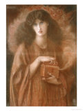 Pandora Prints by Dante Gabriel Rossetti
