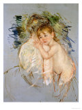 A Study for &quot;Le Dos Nu&quot; Giclee Print by Mary Cassatt