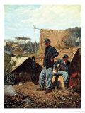 Home, Sweet Home Posters by Winslow Homer