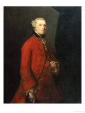 "Portrait of Robert Shafto, Called ""Bonnie Bobbie Shafto"" Giclee Print by Joshua Reynolds"
