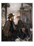 The Nell Gwynne Public House Affischer av Sir William Orpen
