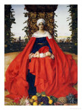 Our Lady of the Fruits of the Earth Giclee Print by Frank Cadogan Cowper
