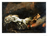 The Fall of Phaeton Posters by George Stubbs