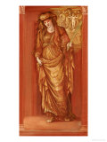 Sibylla Tiburtina Prints by Edward Burne-Jones