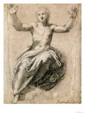 Christ in Glory Reproduction procédé giclée par Raphael