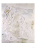 Female Nudes Posters by Jules Pascin