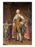 Portrait of Frederick, Prince of Wales (1707-1751) Gicl&#233;e-Druck von Jean Baptiste Van Loo